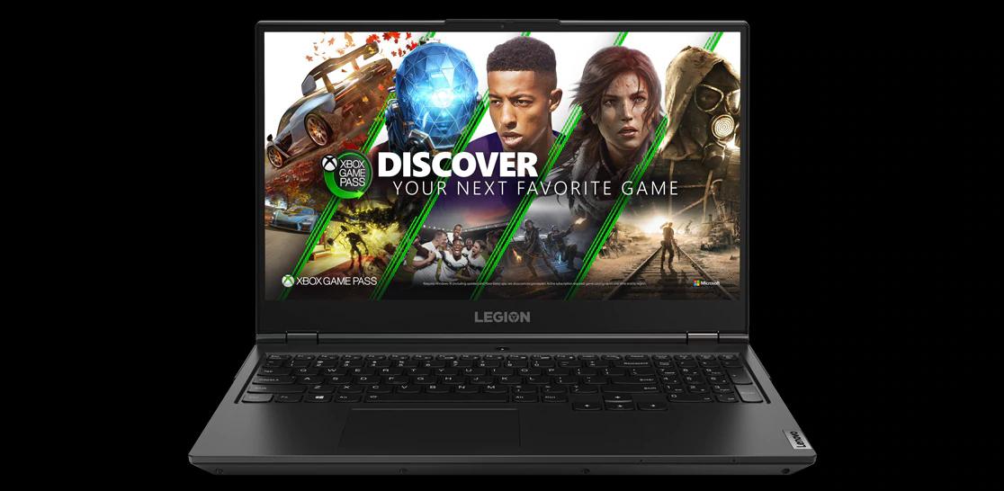 Legion 5 (15, AMD)