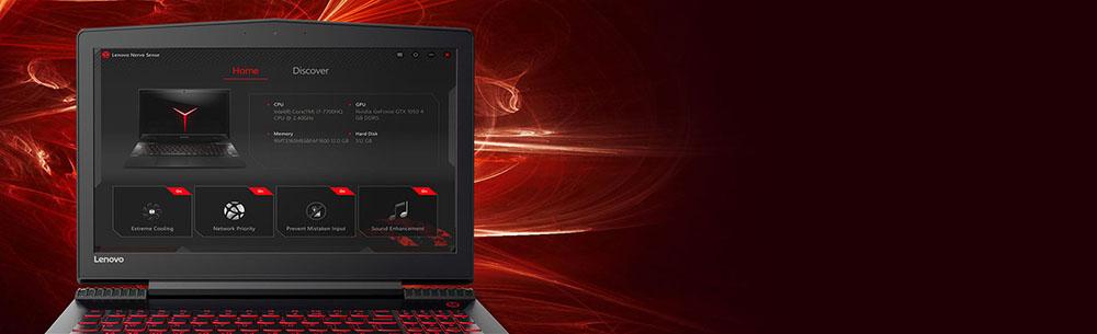 Laptop Lenovo Legion Y520 - Lenovo Gaming