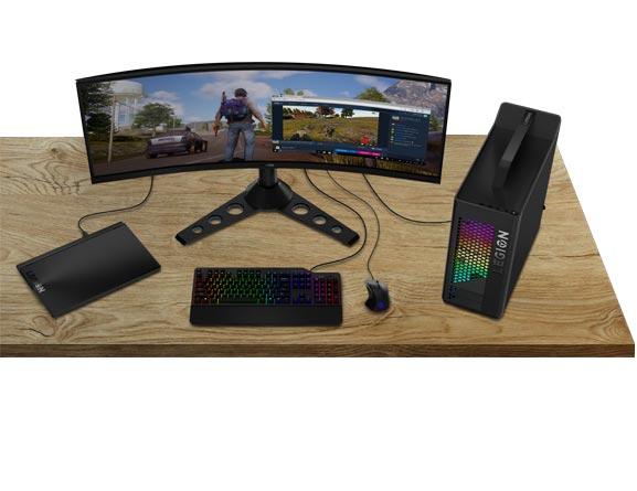 Monitor Lenovo Legion Y44w