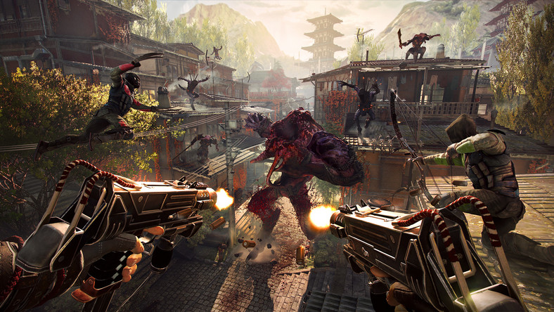 Shadow Warrior 2 za darmo na GOG.com