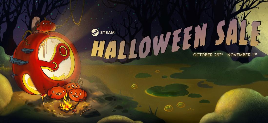 Wyprzedaż Halloweenowa na Steam - najlepsze promocje