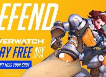 Overwatch w przyszłym tygodniu do wypróbowania za darmo!