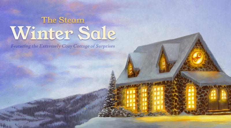 Ruszyła Zimowa Wyprzedaż na Steam! Jakie gry warto kupić?