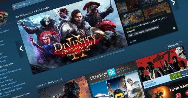 Dlaczego gry znikają ze Steama? Oto kilkanaście powodów