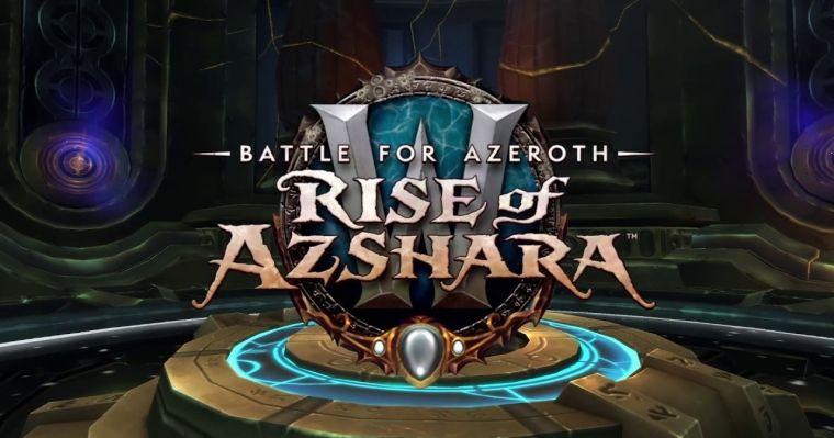 World of Warcraft - testujemy nowości z patcha 8.2