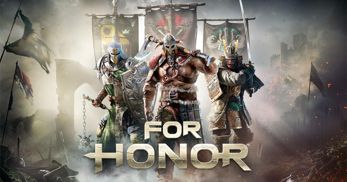 For Honor za darmo na Uplay