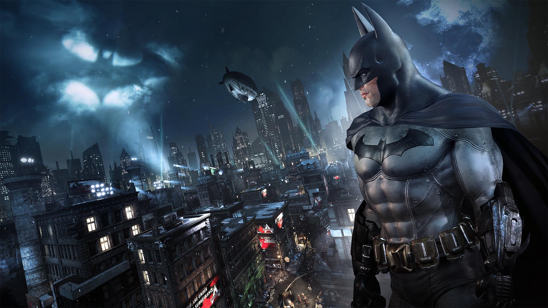 Aż 6 gier z Batmanem za darmo w Epic Games Store