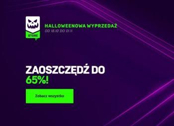 W Epic Games Store trwa Halloweenowa wyprzedaż