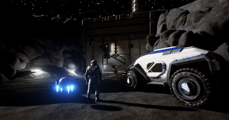 """Deliver Us the Moon - recenzja kosmicznej gry """"za grosze"""" z ray tracingiem"""