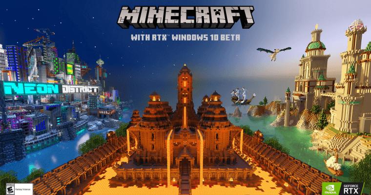 Grałam w Minecraft RTX i zakochałam się w Minecrafcie na nowo