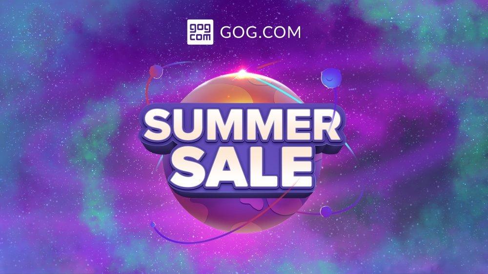 Lato jeszcze nie nadeszło, ale Summer Sale na GOGu już trwa!