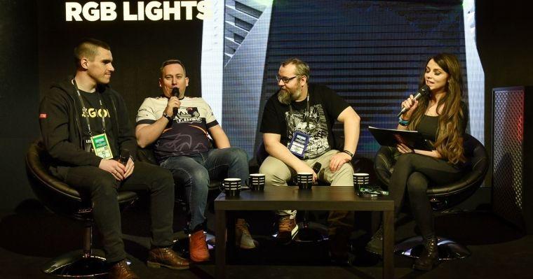 IEM 2018: Dyskusja o e-sporcie na stanowisku Lenovo Legion