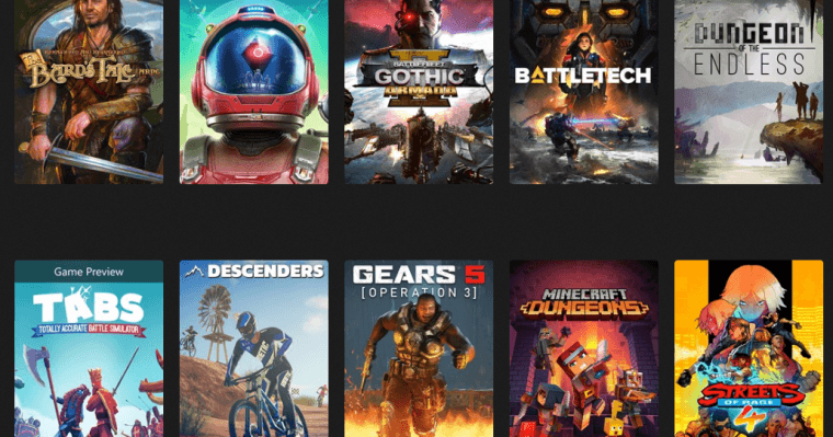 TOP 20: najlepsze gry z Xbox Game Pass