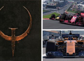 Quake i F1 2018 za darmo. Nie przegapcie tych okazji