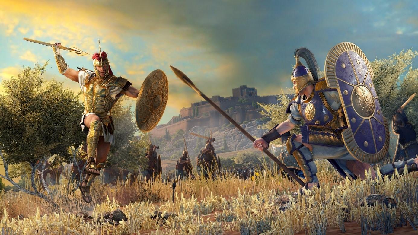 Total War Saga: Troy za darmo na premierę. Zdumiewająca akcja