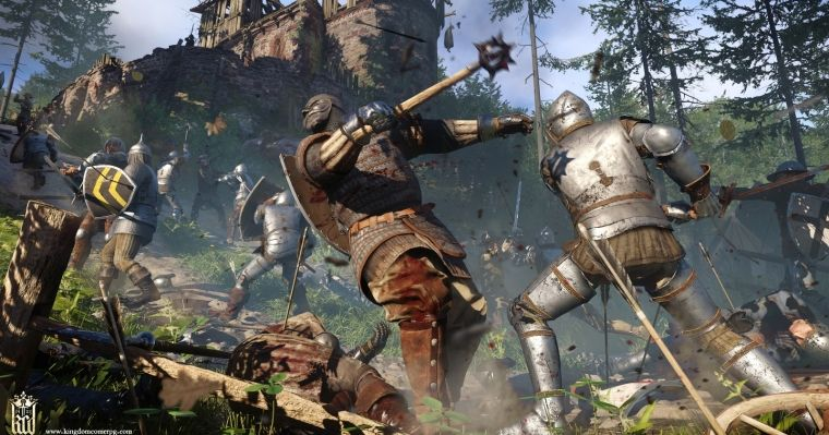 Kingdom Come: Deliverance – recenzja