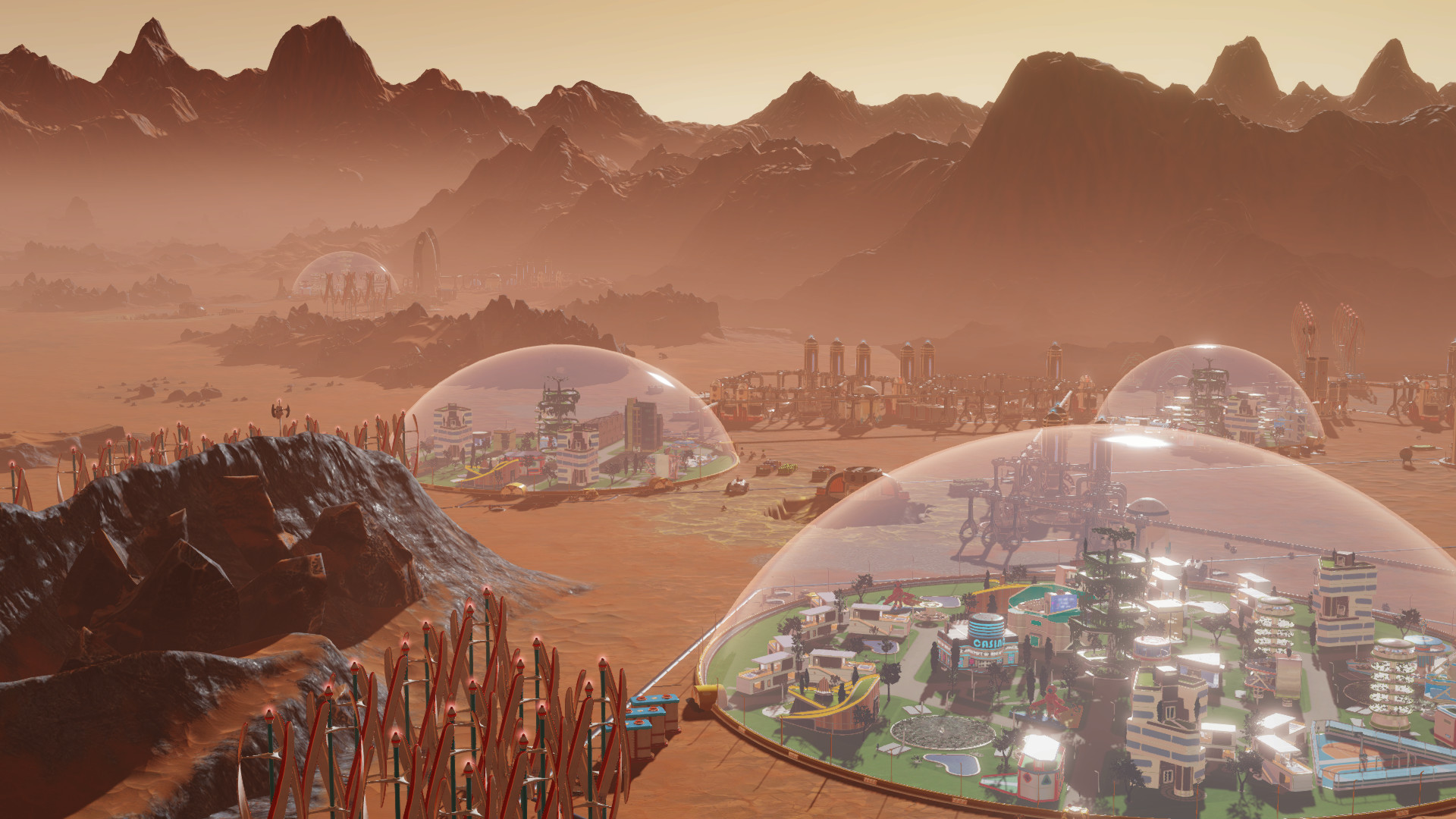 Surviving Mars ponownie za darmo w Epic Games Store