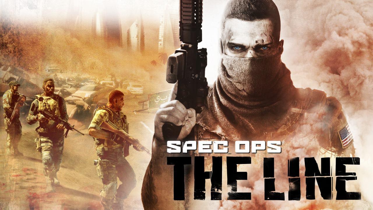 Gra Spec Ops: The Line za darmo do odebrania w Humble Store