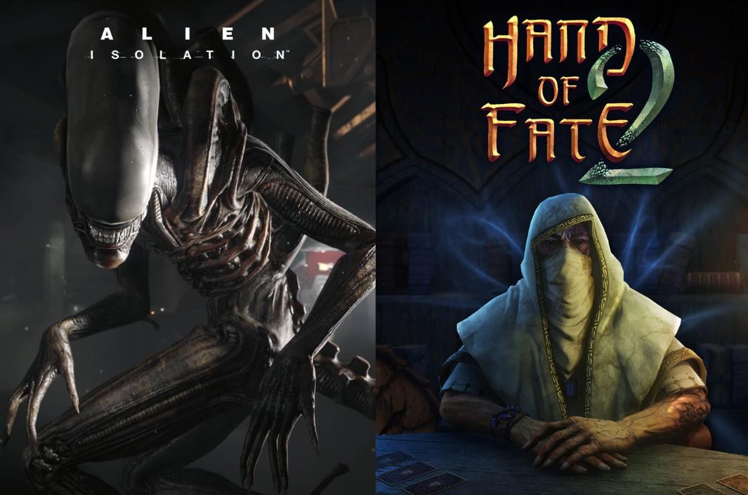 Alien: Isolation i Hand of Fate 2 za darmo w Epic Games Store