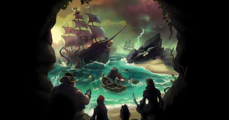 Recenzja gry Sea of Thieves - te morza są puste