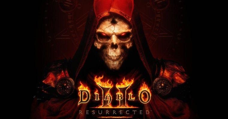 Diablo II Resurrected - pierwsze wrażenia