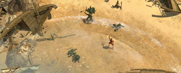Titan Quest i Jagged Alliance za darmo na Steam