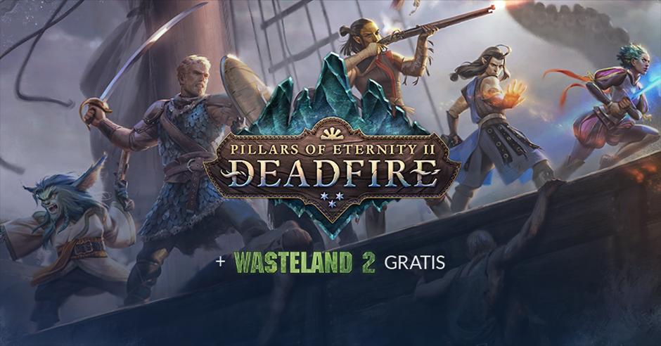 GOG dodaje darmowe gry do przedpremierowych zamówień Pillars of Eternity II i BattleTech