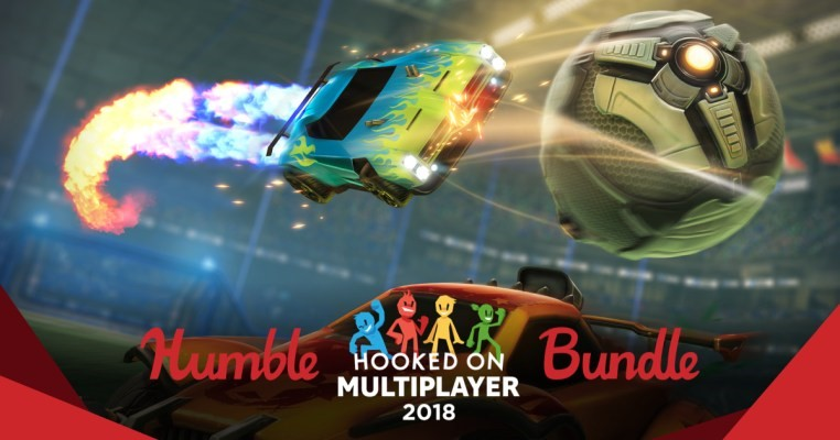 Nowa paczka od Humble Bundle to Rocket League i inne gry wieloosobowe