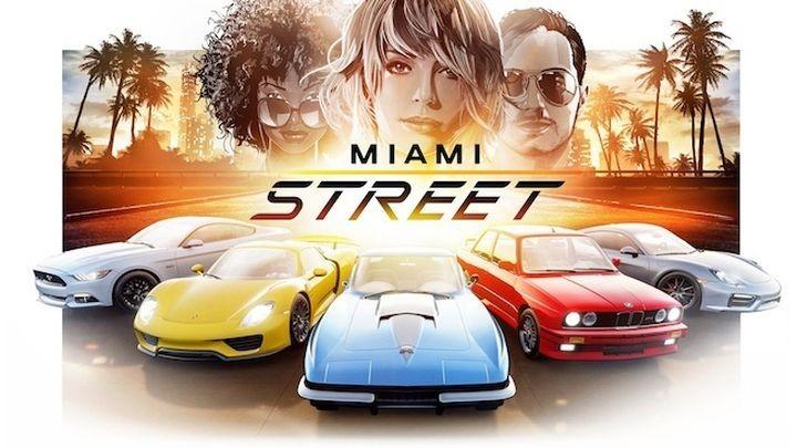 Miami Street to darmowe wyścigi od Microsoft Studios