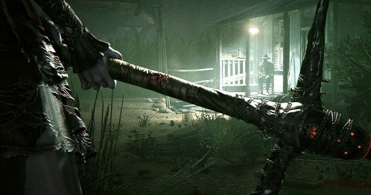 TOP 14: najlepsze horrory świata gier