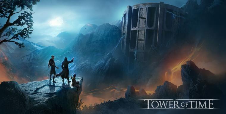 Polska gra cRPG – Tower of Time - opuściła Wczesny Dostęp