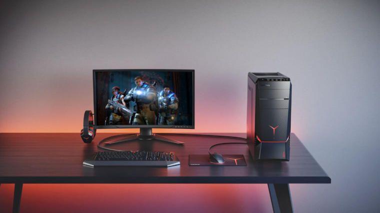 Lenovo Legion Y720 Tower - komputery dla graczy już w Polsce, w dobrych cenach