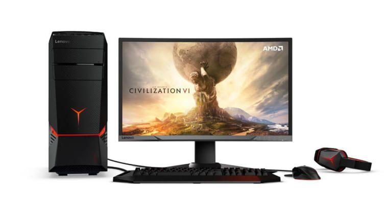 Lenovo Legion Y25f - niedrogi monitor 144 Hz dla graczy trafia do sprzedaży