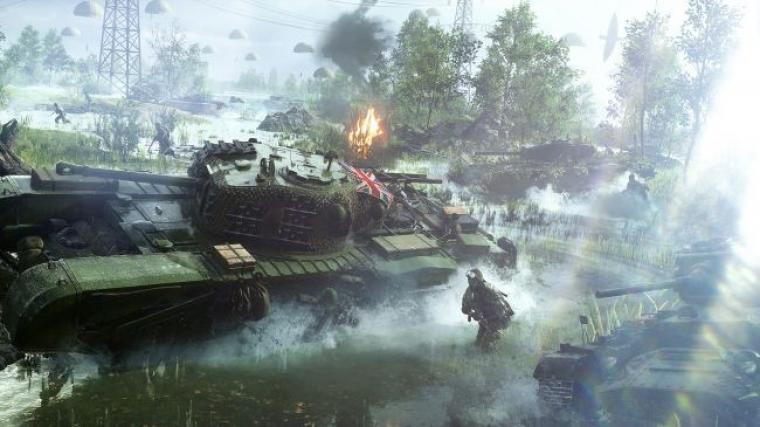 Ogłoszono wymagania sprzętowe Battlefield 5