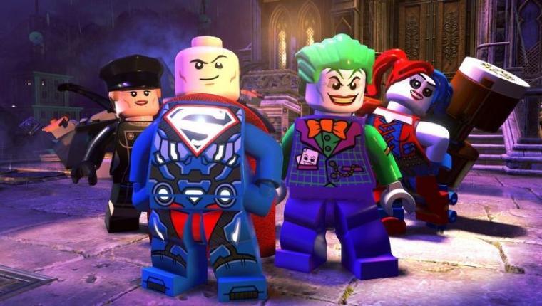 LEGO DC Super-Villains zapowiedziane