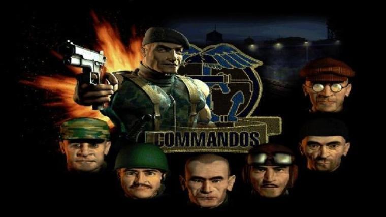 Kolejna odsłona kultowej gry Commandos zapowiedziana!