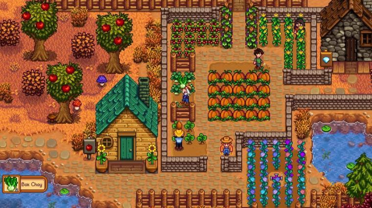 Stardew Valley doczeka się trybu multiplayer w sierpniu