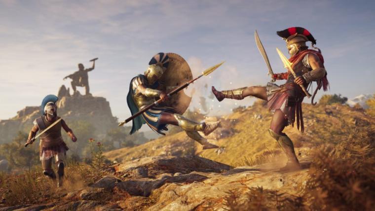 Znamy wymagania sprzętowe Assassin's Creed Odyssey