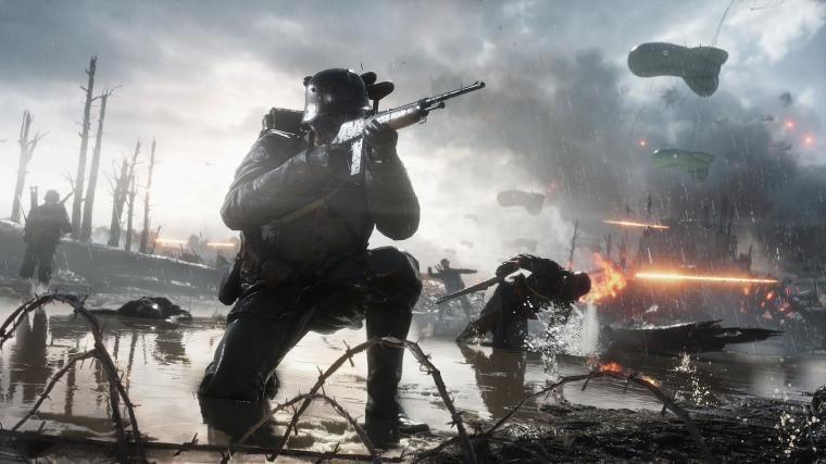 Przepustki Premium do Battlefield 1 i Battlefield 4 za darmo!