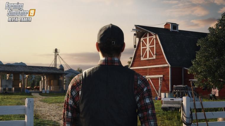 Farming Simulator 19 - nowy zwiastun dla miłośników wirtualnego rolnictwa