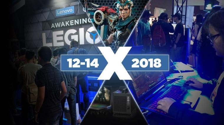 Lenovo Legion zaprasza na Poznań Game Arena!