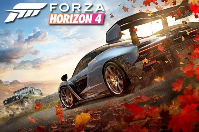 Forza Horizon 4 to według recenzji świetna gra! A wy jakie 'ścigałki' lubicie?