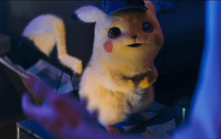 Zwiastun filmu Pokémon Detective Pikachu robi furorę w sieci!