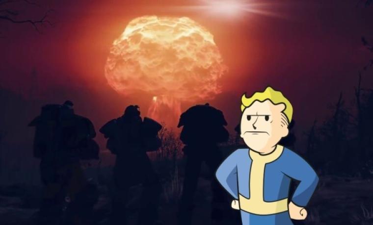 Fallout 76 przeceniony o 50%. Oceny są druzgocące