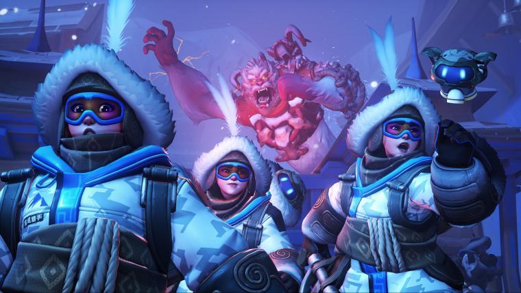 Overwatch: Zimowa Kraina Czarów powróci już 11 grudnia