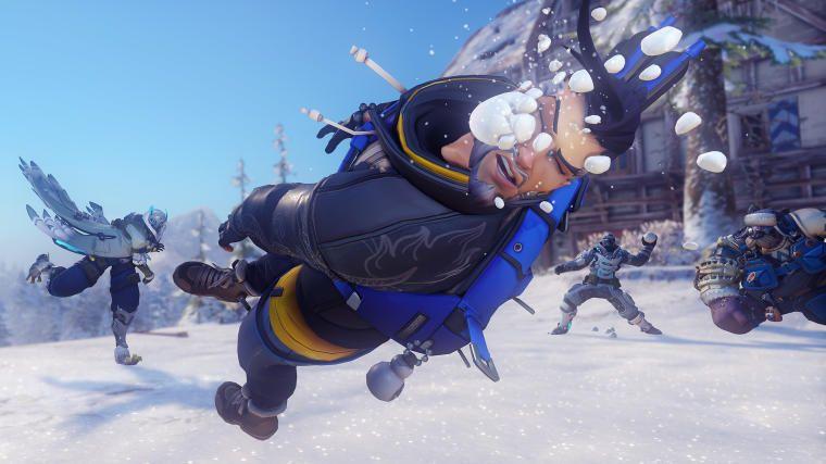 Overwatch: Zimowa Kraina Czarów już wystartowała!