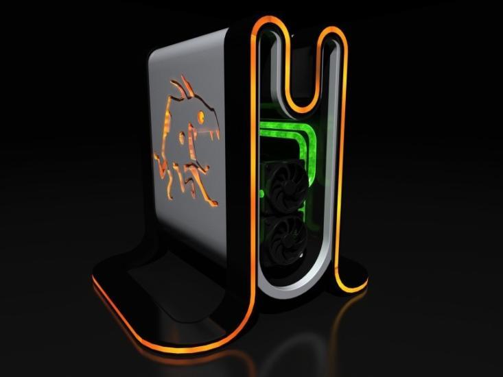 Mad Box zaprezentowany! Konsola zawalczy z PlayStation 5 i Xbox Anaconda?