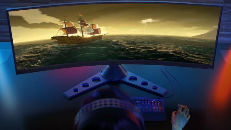 Lenovo Legion prezentuje dwa nowe monitory dla graczy na CES 2019