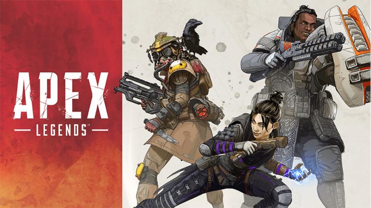 Apex Legends, nowe battle royale ze świata Titanfall, odnosi spektakularny sukces