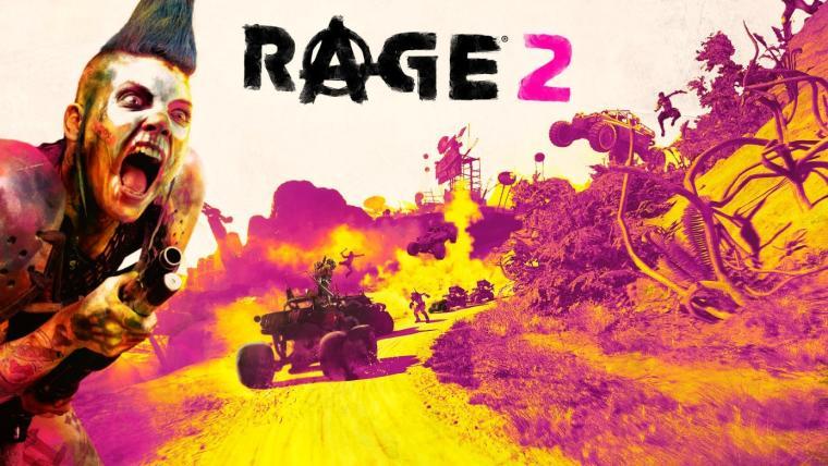 Oceny RAGE 2 są jednoznaczne